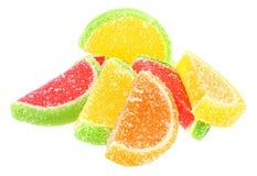 Caramelo de la fruta Imágenes de archivo libres de regalías
