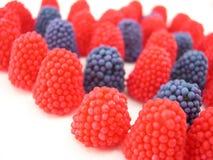 Caramelo de la fruta Fotografía de archivo libre de regalías