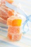 Caramelo de la jalea de fruta imagen de archivo