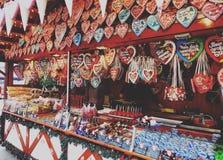 Caramelo de la Navidad Imagen de archivo libre de regalías