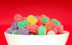 Caramelo de la pastilla de goma Imagen de archivo libre de regalías