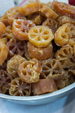 Caramelo de los marmelos de Aegle, fruta dulce de Bael Fotos de archivo libres de regalías