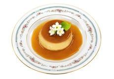 Caramelo de nata Imagens de Stock Royalty Free
