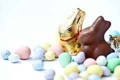 Caramelo de Pascua Foto de archivo libre de regalías