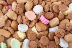 Caramelo de Sinterklaas Fotografía de archivo libre de regalías