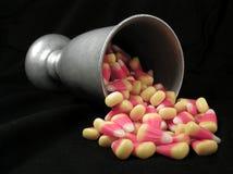 Caramelo de Víspera de Todos los Santos Fotografía de archivo libre de regalías