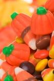 Caramelo de Víspera de Todos los Santos Imagen de archivo libre de regalías