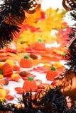 Caramelo de Víspera de Todos los Santos Foto de archivo libre de regalías
