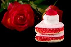 Caramelo del amor Fotos de archivo