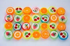 Caramelo del arco iris Fotografía de archivo
