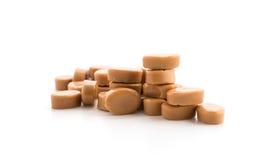 Caramelo del caramelo Imágenes de archivo libres de regalías