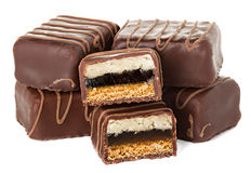 Caramelo del chocolate Foto de archivo libre de regalías
