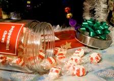 Caramelo del día de fiesta Foto de archivo libre de regalías
