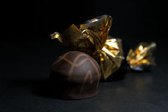 Caramelo del hocolate del ¡de Ð Imagenes de archivo