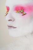 Caramelo del ojo Fotos de archivo