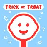 Caramelo del símbolo del ejemplo libre illustration