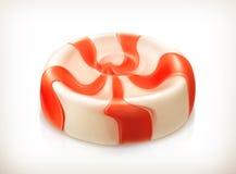 Caramelo dulce del caramelo libre illustration