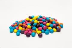Caramelo dulce del color Imagen de archivo