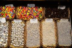 Caramelo en el mercado Fotografía de archivo libre de regalías