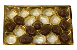 Caramelo en un rectángulo Imagen de archivo libre de regalías