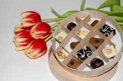 Caramelo en un rectángulo Fotografía de archivo libre de regalías