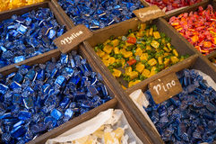 Caramelo hecho en casa Fotos de archivo