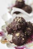 Caramelo hecho en casa Foto de archivo libre de regalías