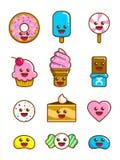 Caramelo lindo stock de ilustración