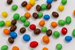 Caramelo multicolor Foto de archivo libre de regalías