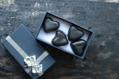 Caramelo negro Foto de archivo