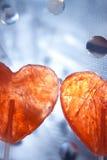 Caramelo rojo Fotos de archivo