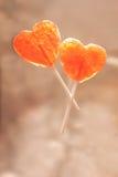 Caramelo rojo Foto de archivo
