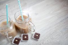 Caramelo vegetariano Fotos de archivo