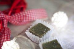 Caramelo vegetariano Imagenes de archivo