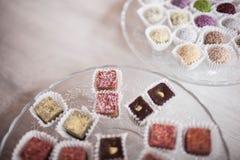 Caramelo vegetariano Imagen de archivo libre de regalías