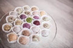 Caramelo vegetariano Fotos de archivo libres de regalías