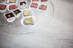 Caramelo vegetariano Foto de archivo