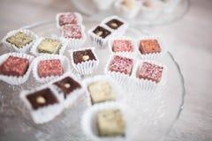 Caramelo vegetariano Foto de archivo libre de regalías
