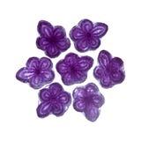 Caramelo violeta de Madrid Fotos de archivo