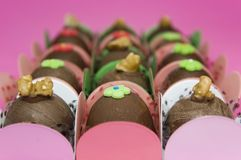 Caramelo y dulces fotografía de archivo