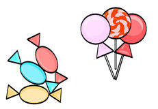 Caramelos Libre Illustration