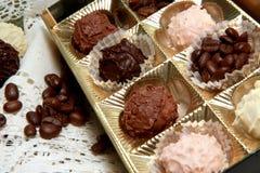 Caramelos 9 del café Fotos de archivo libres de regalías