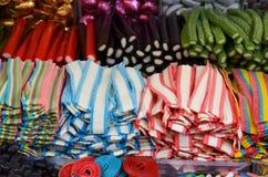 Caramelos coloridos Imágenes de archivo libres de regalías