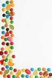Caramelos coloridos Fotografía de archivo