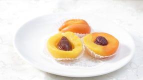 Caramelos coloridos de la fruta Foto de archivo libre de regalías