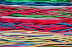 Caramelos coloridos de la jalea Imágenes de archivo libres de regalías