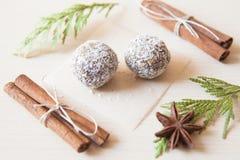 Caramelos crudos Fotos de archivo libres de regalías