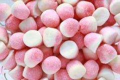 Caramelos de azúcar dulces Imagen de archivo libre de regalías
