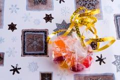Caramelos de azúcar. Fotografía de archivo