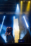 Caramelos de Cianuro live concert Stock Photography